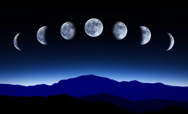moon timing