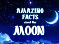 amazing facts about the moon