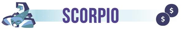 scorpio finance