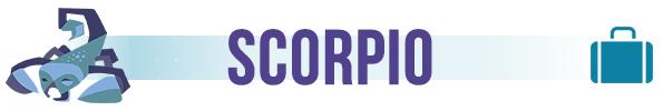 scorpio career